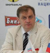 President of RKF Alexander Kuznetsov