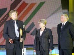 Sergey Dolbilov, Larissa Latynina, Boris Rasskazov