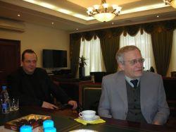 Александр Захряпин и Владимир Бухтин