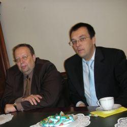 Valery Zakoptelov and Alexey Kylasov
