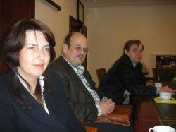 Victoria Volina, Vladimir Holtzman, Alexander Kuznetsov