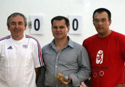 Claude Azema, Eugene Osokin, Alexey Kylasov