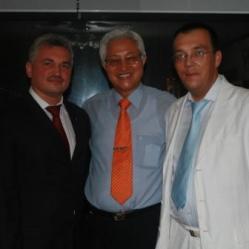 Sergey Eliseev, Rhee Shang-Hi, Alexey Kylasov