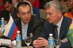 Alexey Kylasov and Sergey Eliseev