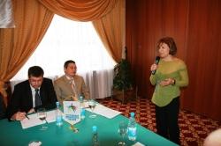 Igor Glek, Berik Balgabaev, Irina Rodnina