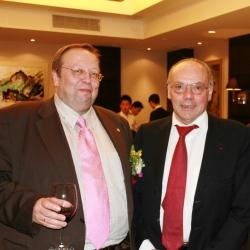 Валерий Закоптелов и Жозе Дамиани