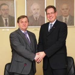 Александр Кузнецов и Ян Франсу