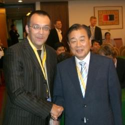 Alexey Kylasov and Lee Kang-Too